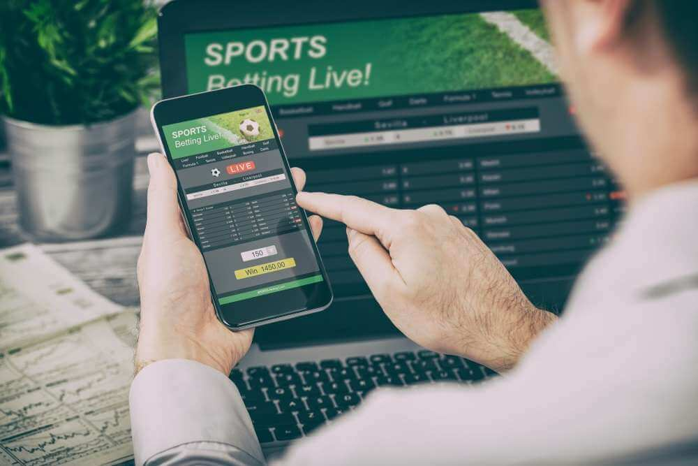 IN-PLAY SPORTS BETTING